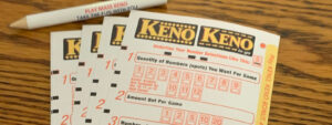 Keno cards